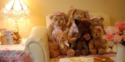 像玩具一樣的teddy——妞妞